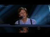 Sir Paul McCartney 2012 Abby Road Medley Grammys 2012