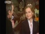 Изабель Юппер и Шарль Азнавур | Isabelle Huppert et Charles Aznavour