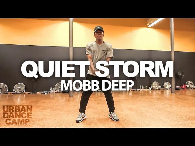 Quiet Strom Remix - Mobb Deep / Lyle Beniga Dance Choreography / URBAN DANCE CAMP