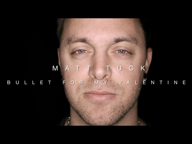 THE SPOTLIGHT Bullet For My Valentine Matt Tuck