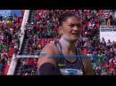 Rabat 2016 Women´s Shot Put - Top 3