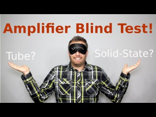 Tube, Solid State, or Software? - Amp Blind Test Challenge!