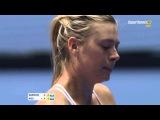 Maria Sharapova vs Samantha Stosur FULL MATCH HD IPTL 2015