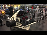Shaun Clarida Trains Legs - 3,5 Weeks Out from 2016 New York Pro