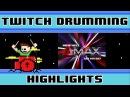 DeltaMAX (Drum Cover) -- The8BitDrummer