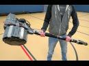LEGO Rocket Hammer - Overwatch ЛЕГО Ракетный Молот - оружие Райнхардта из Overwatch