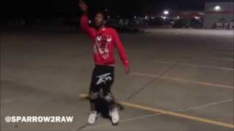 TRAP NIGGAS (Skitz Dance) | @Sparrow2RAW @Mooqey_ToRich