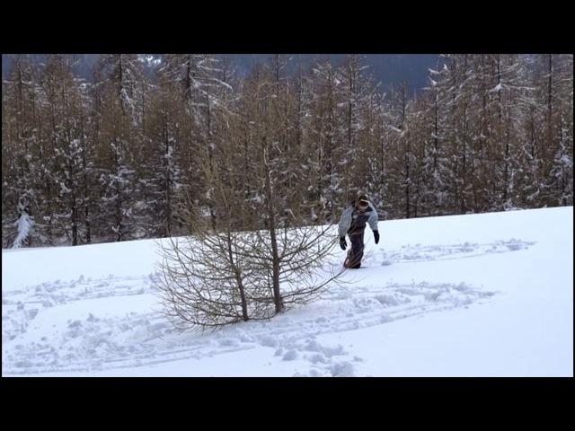 Snow Drawings-Briancon, France 2014 Sonja Hinrichsen