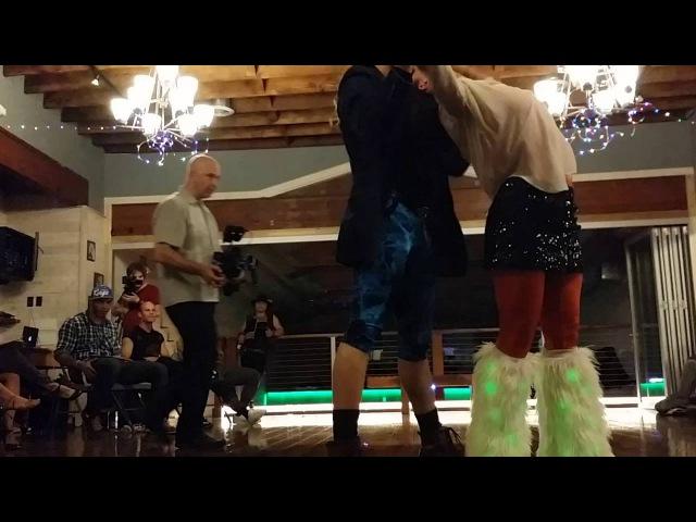 1st Place Pro Zouk Jack Jill RyEl and Xtine Seattle