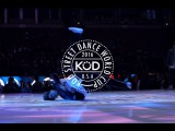K.O.D. World Cup 2016 Final - B-BOY BREAKING - TEAM FRANCE AND TEAM KOREA