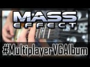 Mass Effect Uncharted Worlds Galaxy Map Theme - Metal Cover Multiplayer VG Album