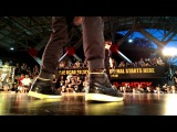 Red bull bc one Taiwan Cypher-Gred (Reformerz) vs. Chuan (The Future)