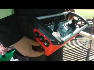 Liebherr - Radio Remote Control for Liebherr crawler cranes (LR series)