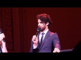 Darren Criss and Alan Cumming - Carnegie Hall