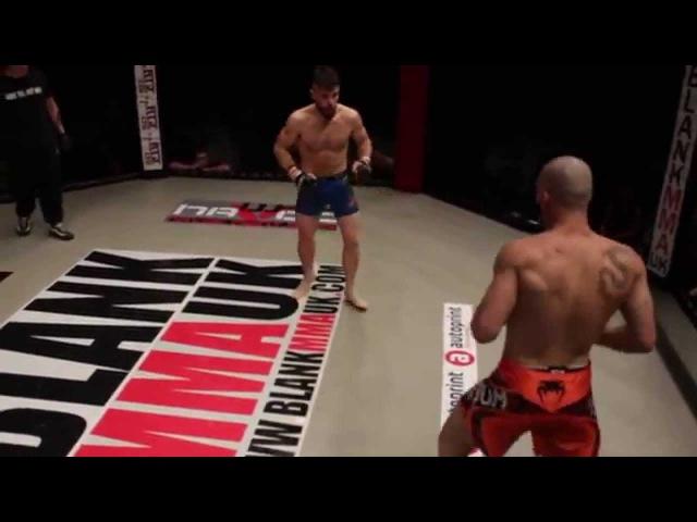 BCMMA 9 Theo Michailidis Vs. Corrin Eaton - Professional 145lbs Featherweight MMA Contest » Freewka.com - Смотреть онлайн в хорощем качестве
