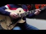 Wes Montgomery Blues Guitar Solo