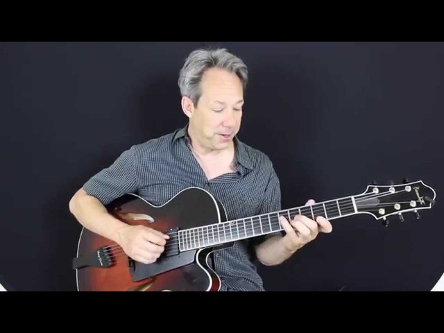 The Secret Jazz Chord - Barry Greene Video Lesson Preview
