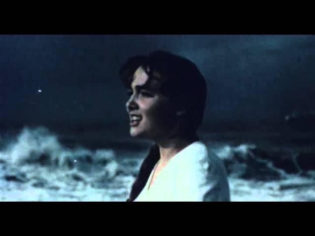 Любовь моя -- море