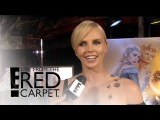 Charlize Theron Talks Love and