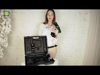ON NO TV: Дрель Hitachi аккумуляторная DS14DSFL
