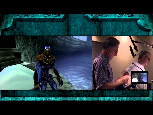 Legacy of Kain Soul Reaver 2 | Voice Sessions (edit with cutscenes) Outtakes