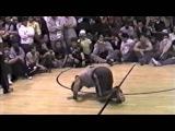 Ruen &amp Frankie Flave (L.A.B.) vs. Omar (Jive Turkeys) &amp Worm (Alien Squad)