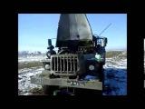 Логвиново оккупант заснял свою разбитую технику и подрыв танка