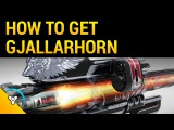 Rise of Iron Gjallarhorn Quest Guide