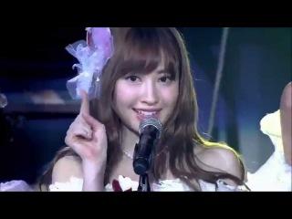 Heart Gata Virus - AKB48 & HKT48 (Kojima Haruna, Watanabe Miyuki, Matsui Rena)