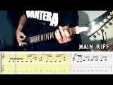 METALLICA - Hardwired (New Song) Guitar Lesson w/ TABS [HD]