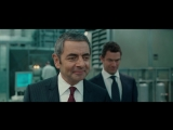 Агент Джонни Инглиш Перезагрузка - Трейлер.1080p