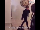 [LQ FANCAM] 151222 你看起来很好吃 Filming @ EXO's Sehun