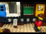 Big Iron Marty Robbins Lego Clip
