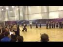 Спортивные бальные танцы - эксперимент