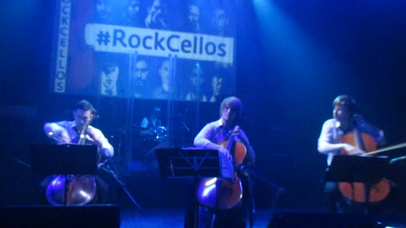 RockCellos - Another brick in the wall (cover Pink Floyd)