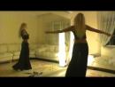 Чувства в движениях танца