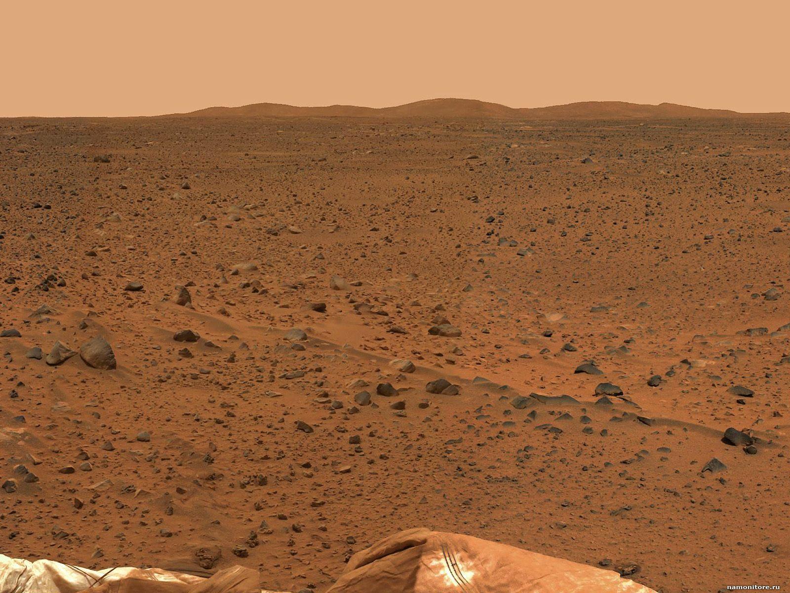 mars surface description - HD1600×1200