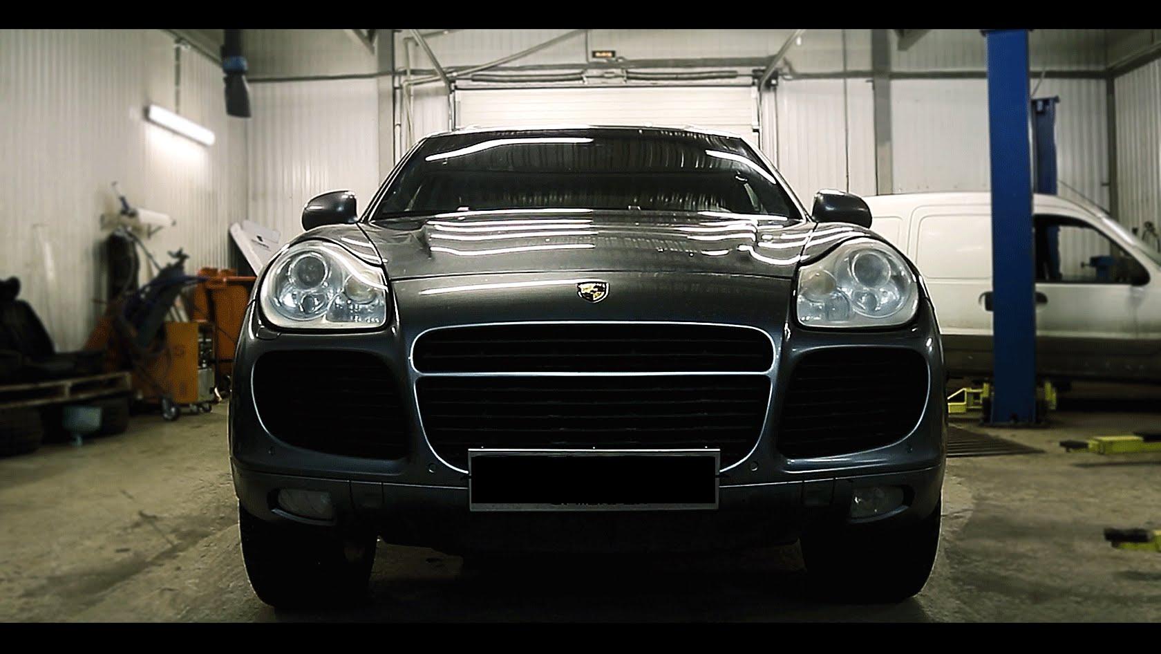 Сколько стоит обслуживание Porsche Cayenne