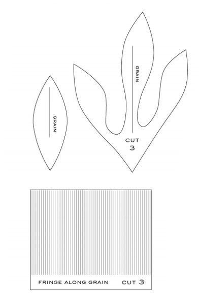 Большие пионы из бумаги своими руками схемы шаблоны 83