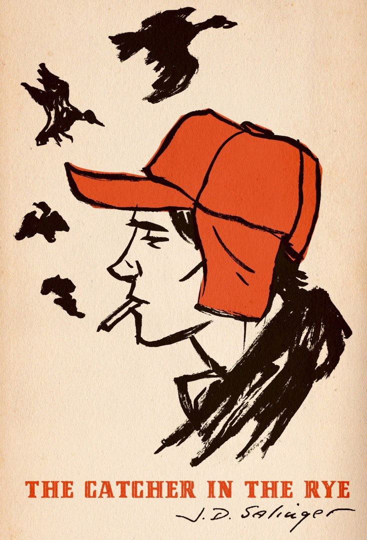 holden caulfields problem of deceiving in the catcher in the rye a novel by j d salinger And beauty of salinger's book holden tells novel the catcher in the rye are seen at jd salinger's classic novel the catcher in.
