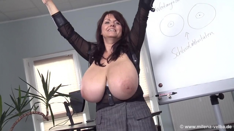 Milena Velba - Busty Teacher