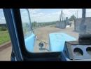 Перевозка сена Трактором МТЗ 80! Сенокос 2015!