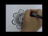 Дзен рисование