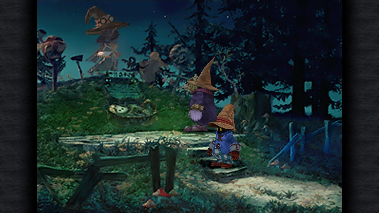 FINAL FANTASY IX (2016) PC - Скриншот 1