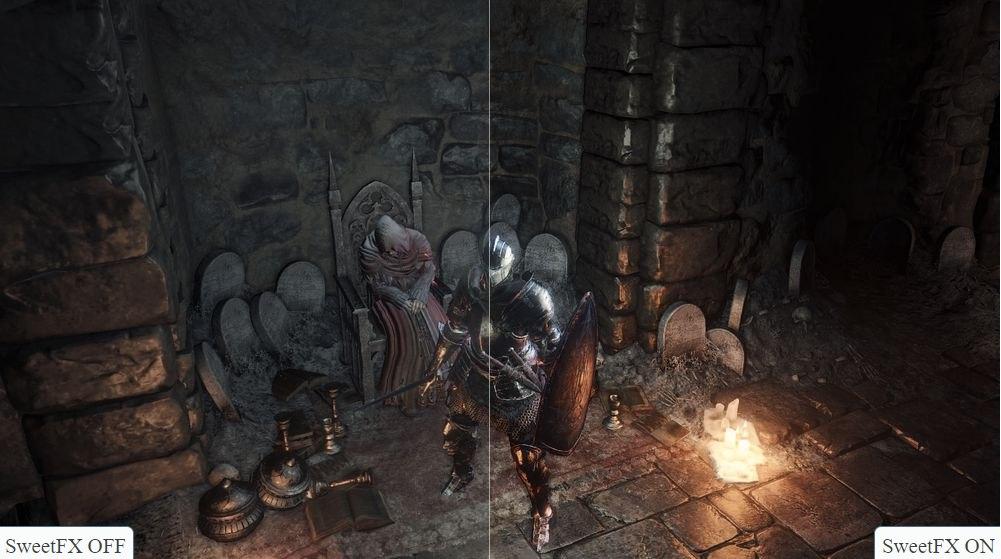 Stalki's Preset для Dark Souls 3 - Скриншот 1