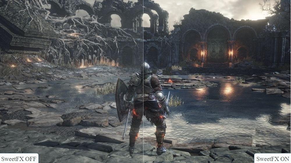 Stalki's Preset для Dark Souls 3 - Скриншот 2