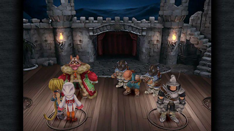 Final Fantasy IX (2016) PC | Repack от R.G. Механики - Скриншот 2