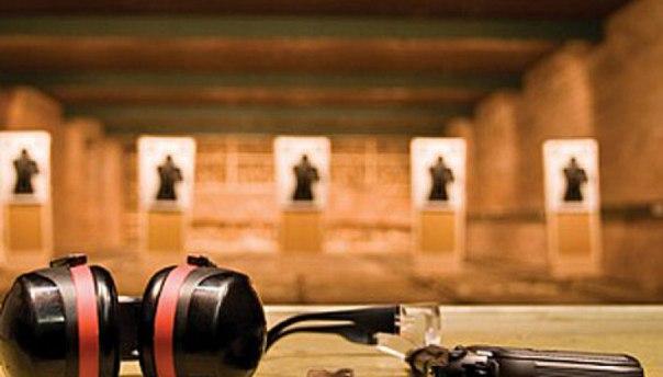 Мужские развлечения, Стрельбище, стрелковый тир