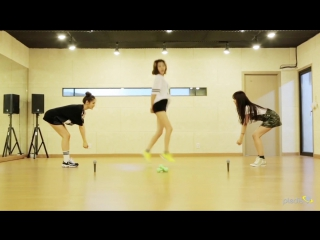 Hot Korean Girls - My Copycat - ORANGE CARAMEL - Dance Practice - HD