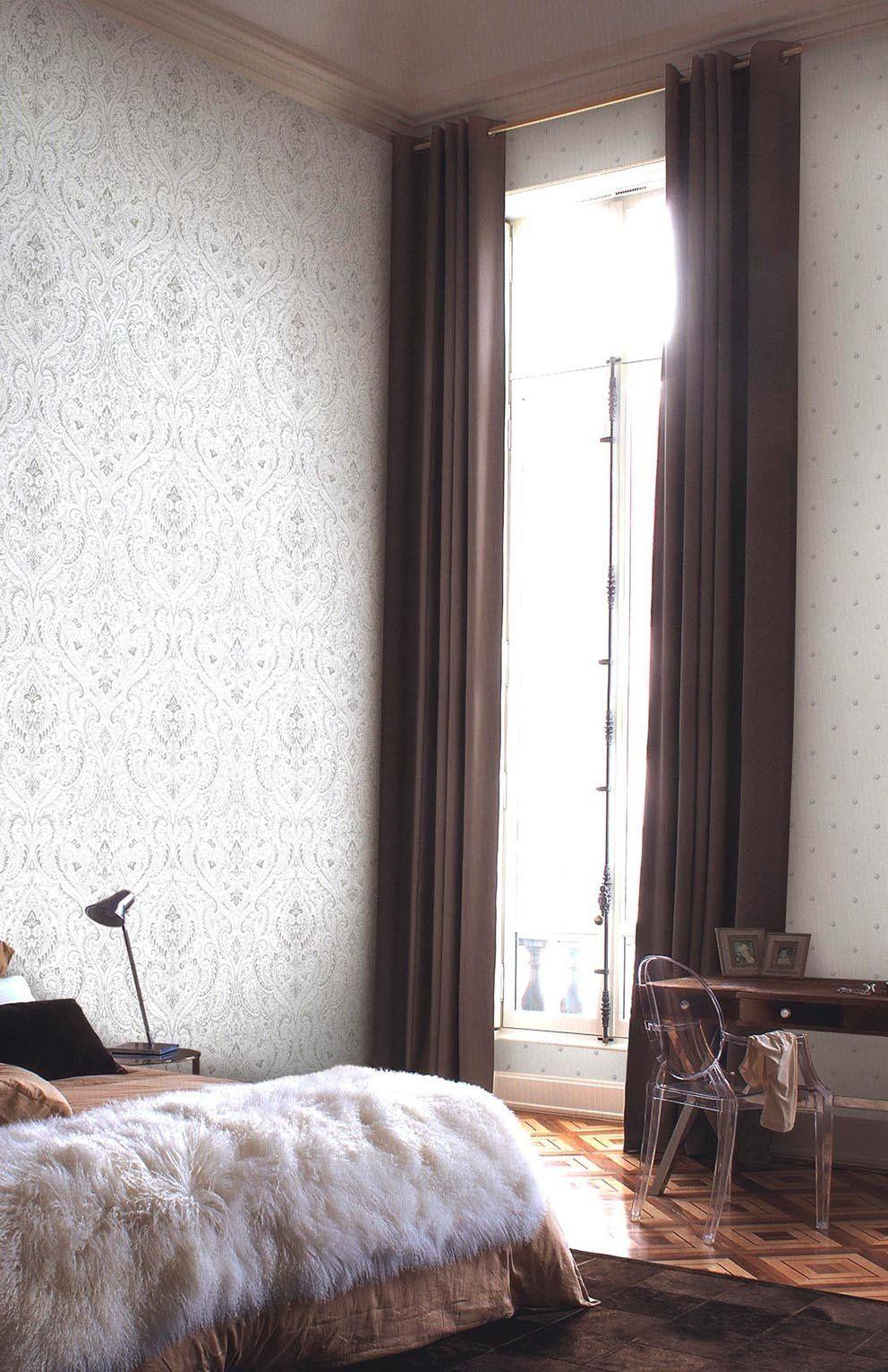 Новая коллекция итальянских обоев Grado от Andrea Rossi.